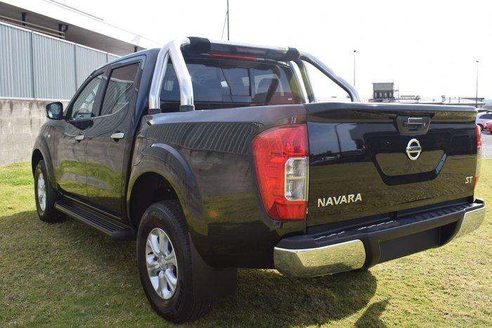 2019 Nissan Navara ST D23 Series 4 Black