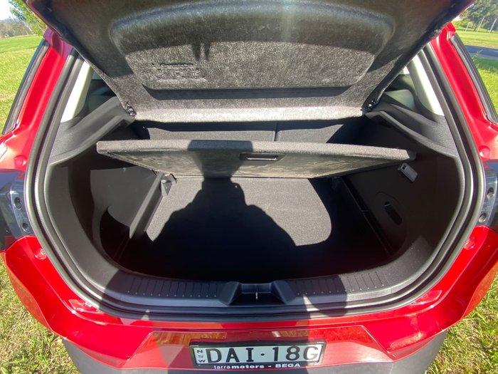 2015 Mazda CX-3 Maxx DK 4X4 On Demand Red