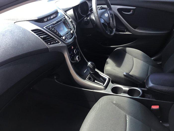 2014 Hyundai Elantra Active MD3 White
