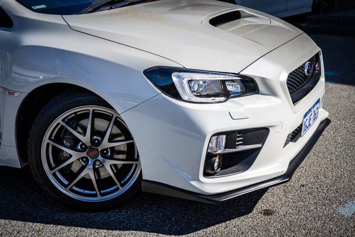 2017 Subaru WRX STI Premium V1 MY17 Four Wheel Drive White