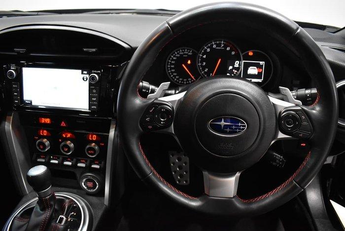 2019 Subaru BRZ Premium Z1 MY19 Black