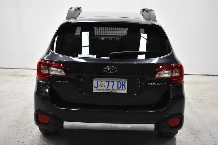 2017 Subaru Outback 2.5i 5GEN MY17 Four Wheel Drive Grey