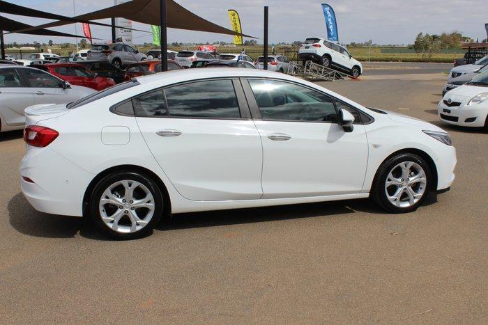 2018 Holden Astra LT BL MY18 White