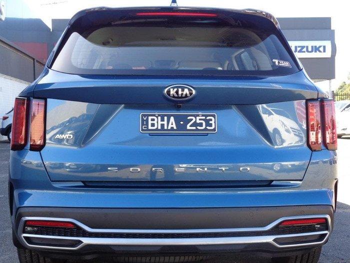 2020 Kia Sorento Sport MQ4 MY21 AWD Mineral Blue