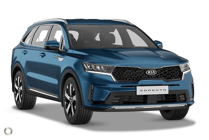 2020 Kia Sorento Sport MQ4 MY21 4X4 On Demand Mineral Blue