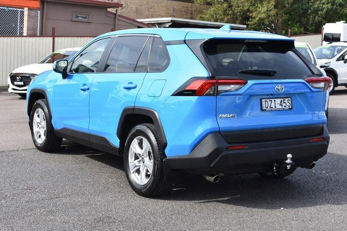 2019 Toyota RAV4 GX MXAA52R Blue