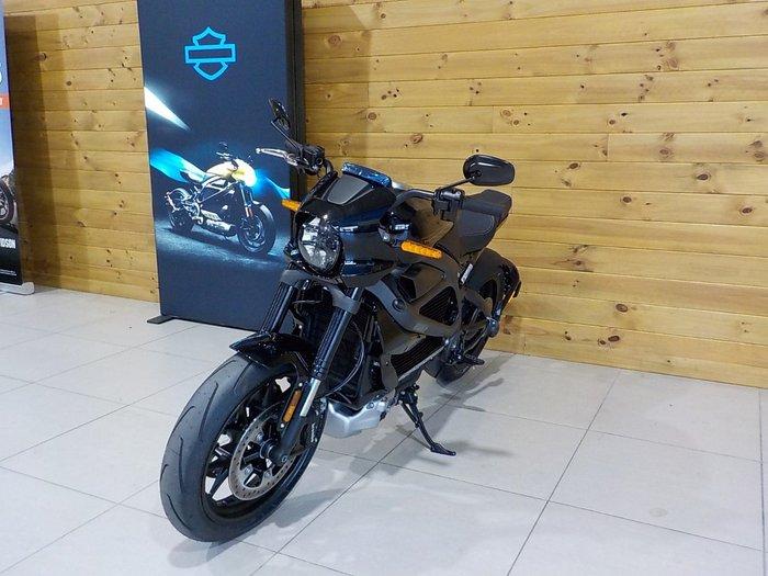 2020 Harley-davidson LIVEWIRE BLACK