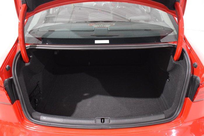 2014 Audi A3 Attraction 8V MY14 Brilliant Red