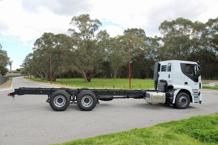 2020 IVECO X-WAY AT450 WHITE