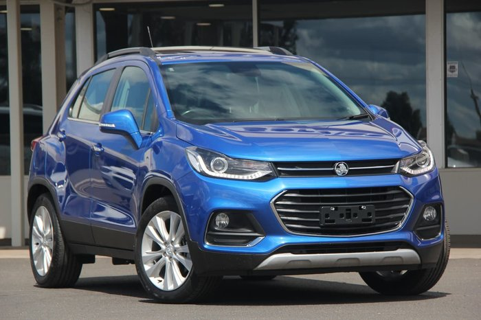 2018 Holden Trax LTZ TJ MY18 Blue