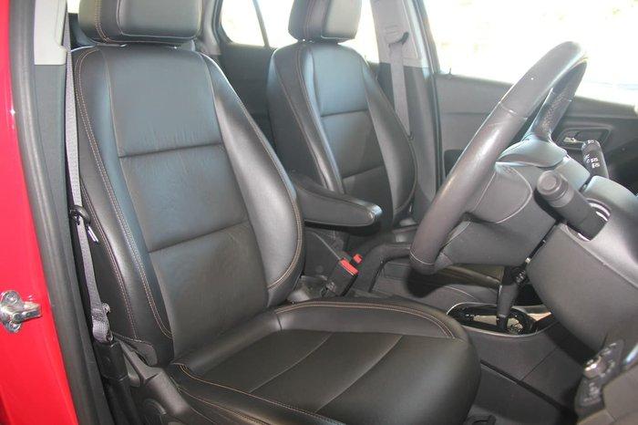 2018 Holden Trax LTZ TJ MY18 Red