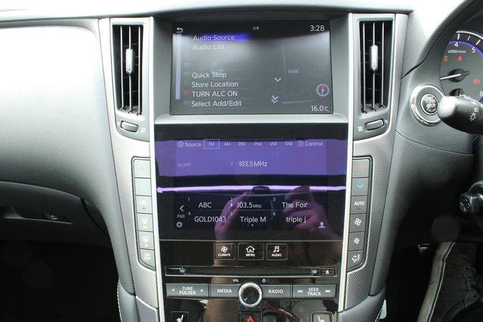 2016 INFINITI Q50 S Premium V37 Blue