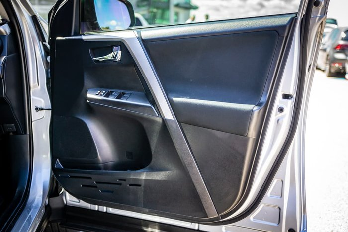 2017 Toyota RAV4 GXL ZSA42R Silver