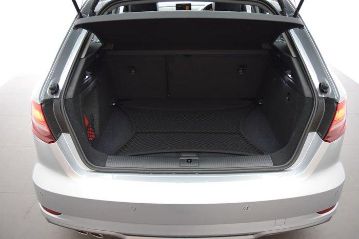 2020 Audi A3 35 TFSI S line plus 8V MY20 Silver