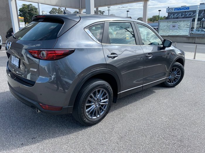2018 Mazda CX-5 Maxx Sport KF Series 4X4 On Demand Grey