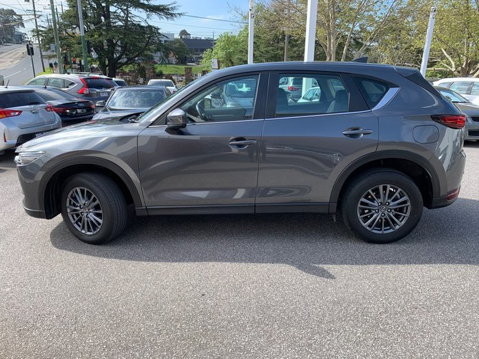 2018 Mazda CX-5 Maxx Sport KF Series 4X4 On Demand Grey