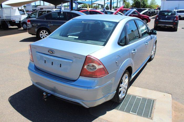2008 Ford Focus Zetec LT Blue