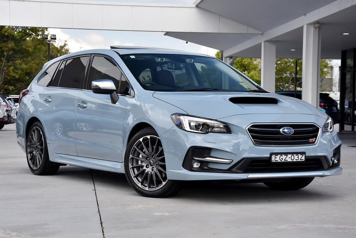 2020 Subaru Levorg 2.0 STI Sport V1 MY20 Four Wheel Drive Grey