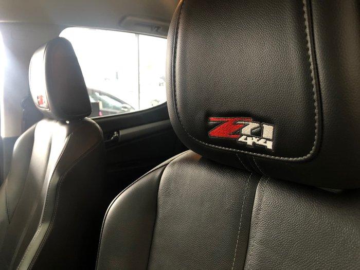 2019 Holden Colorado Z71 RG MY19 4X4 Dual Range Grey