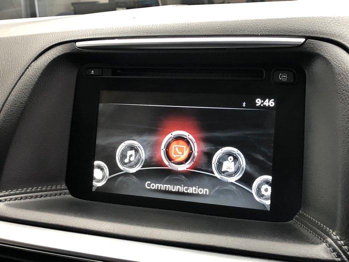 2015 Mazda CX-5 Akera KE Series 2 4X4 On Demand Black
