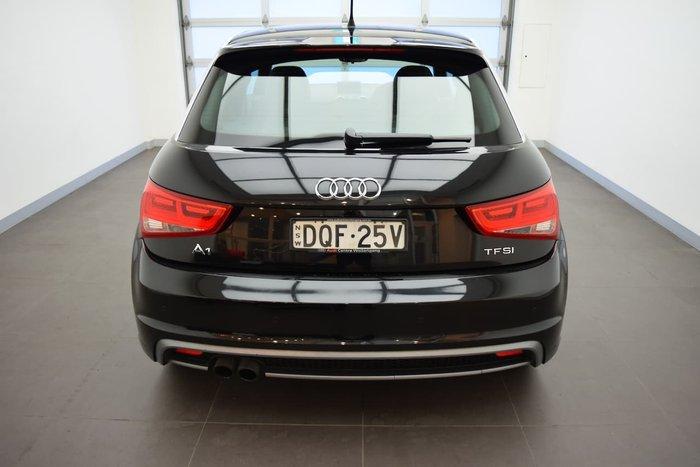 2014 Audi A1 Sport 8X MY14 Black