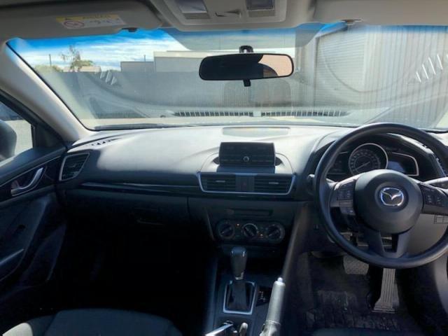 2015 Mazda MAZDA3 MAZDA3 K 6AUTO SEDAN NEO Snowflake White Pearl