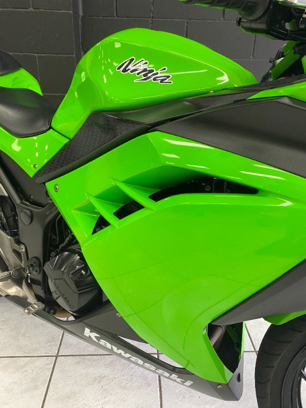 2014 Kawasaki NINJA 300 ABS Lime