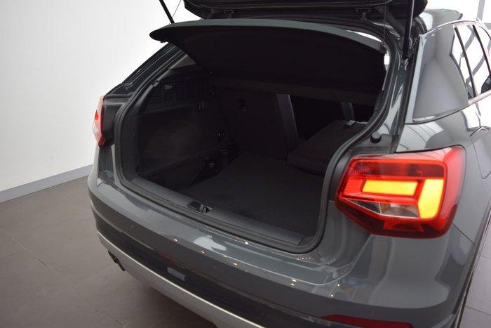 2016 Audi Q2 design GA MY17 Grey