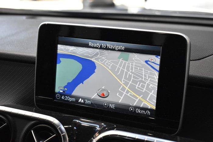 2020 Mercedes-Benz X-Class X250d Progressive 470 4X4 Dual Range Silver