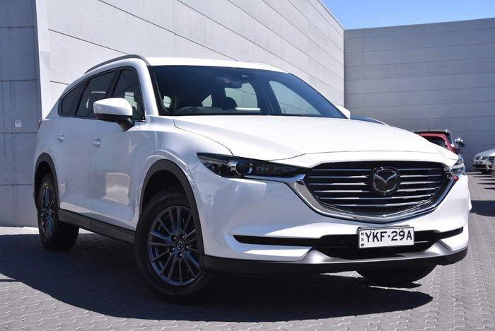 2020 Mazda CX-8 Sport KG Series White