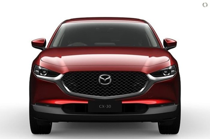 2020 Mazda CX-30 G25 Touring DM Series 4X4 On Demand Soul Red Crystal