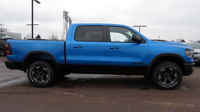 2020 RAM 1500 Rebel (No Series) Blue