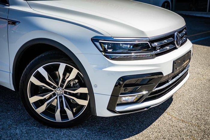 2019 Volkswagen Tiguan 162TSI Highline Allspace 5N MY20 Four Wheel Drive White