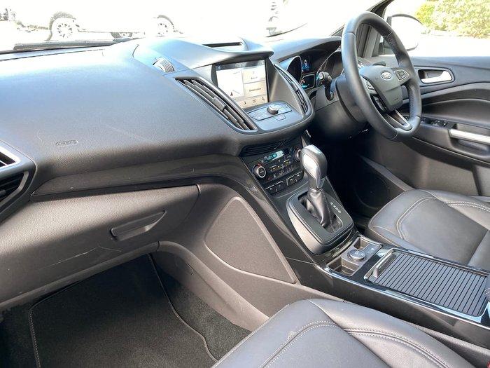2019 Ford Escape Titanium ZG MY19.25 4X4 On Demand White