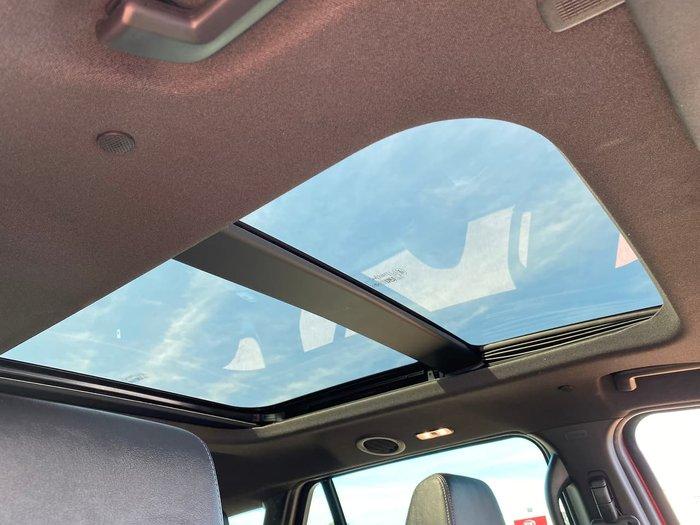 2019 Ford Everest Titanium UA II MY19 4X4 Dual Range Red