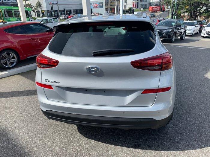 2019 Hyundai Tucson Elite TL3 MY19 Silver