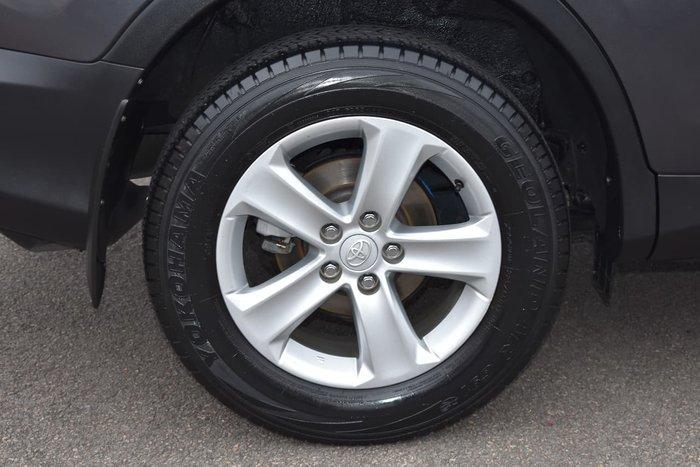 2013 Toyota RAV4 GXL ASA44R 4X4 On Demand Grey