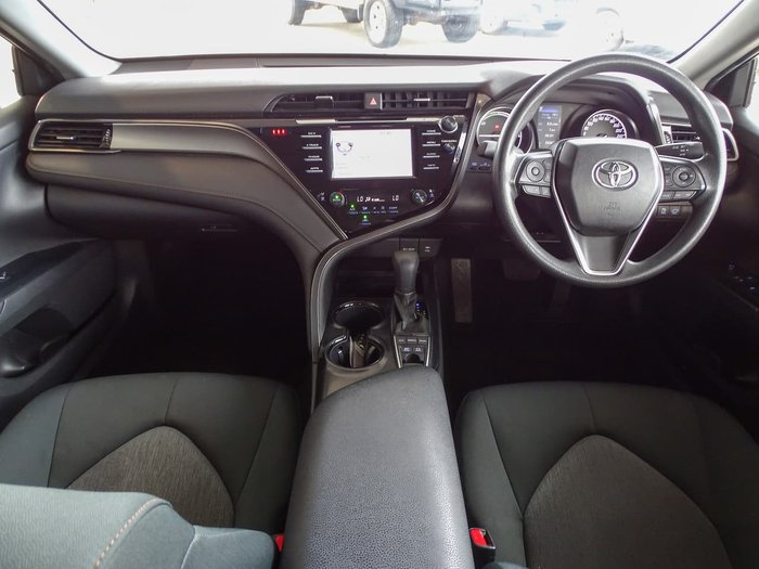 2019 Toyota Camry Ascent AXVH71R Silver