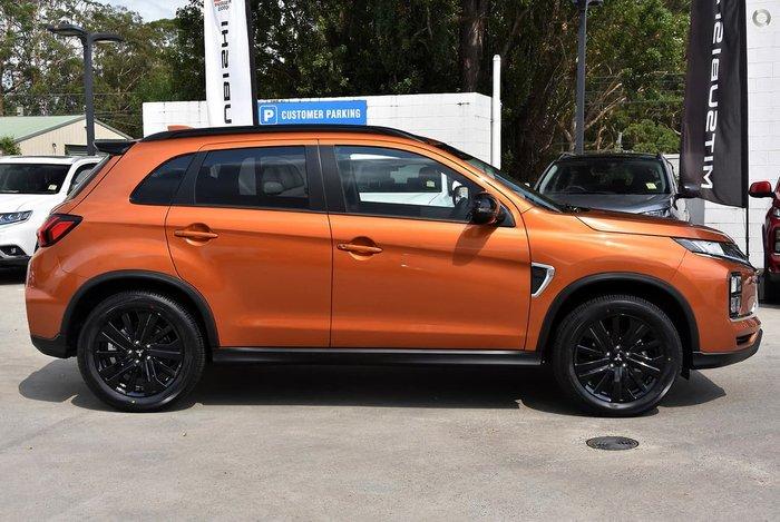 2020 Mitsubishi ASX GSR XD MY20 Orange