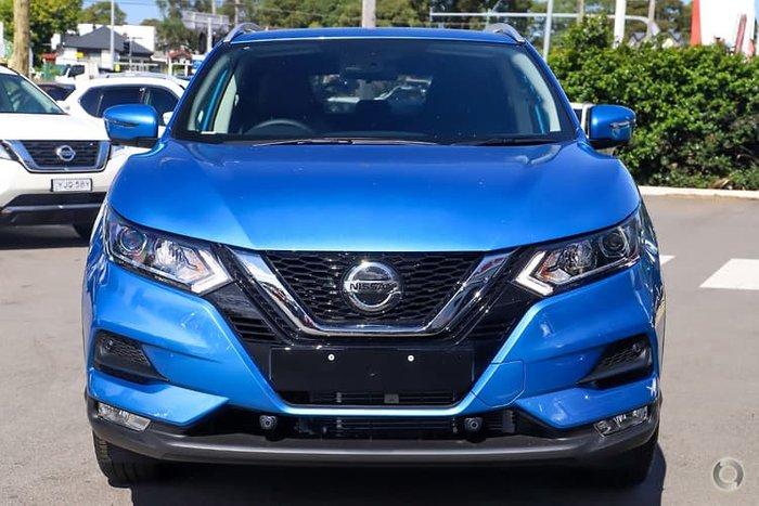 2020 Nissan QASHQAI ST-L J11 Series 3 MY20 Blue