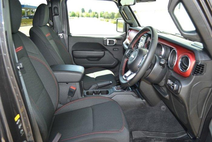 2020 Jeep Wrangler Unlimited Rubicon JL MY20 4X4 Dual Range GRANITE CRYSTAL
