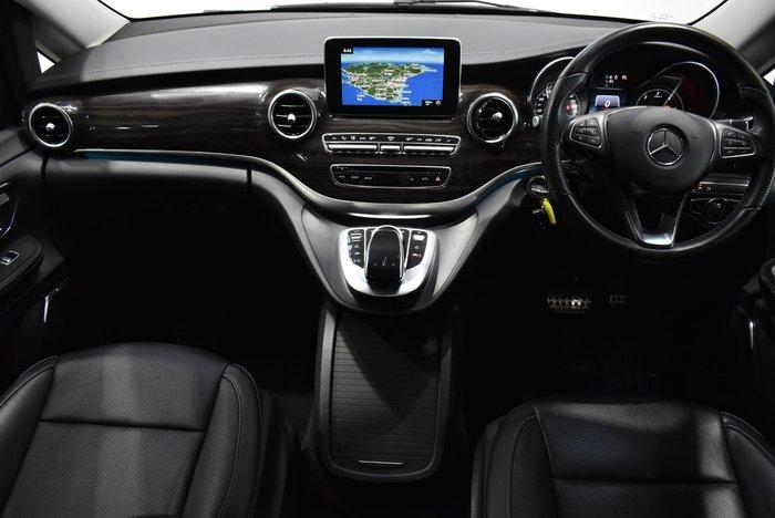 2017 Mercedes-Benz V-Class V250 d Avantgarde 447 Black