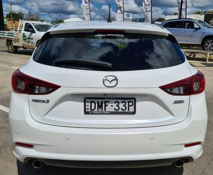 2016 Mazda 3 Touring BM Series White