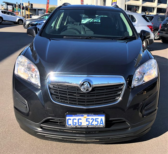 2014 Holden Trax LS TJ MY15 Black