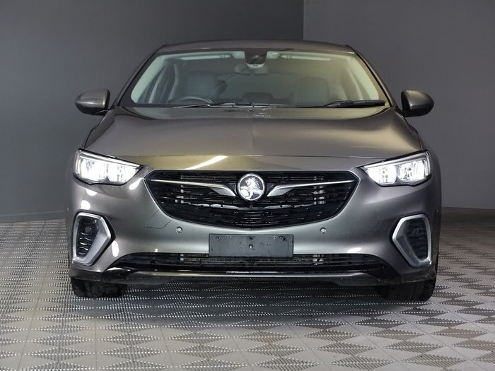 2018 Holden Commodore RS ZB MY18 4X4 On Demand Grey