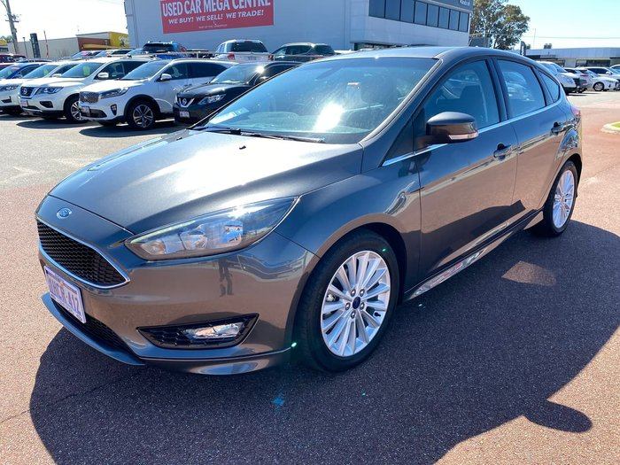 2015 Ford Focus Sport LZ Bronze