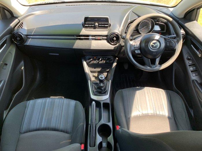 2016 Mazda 2 Neo DJ Series WHITE
