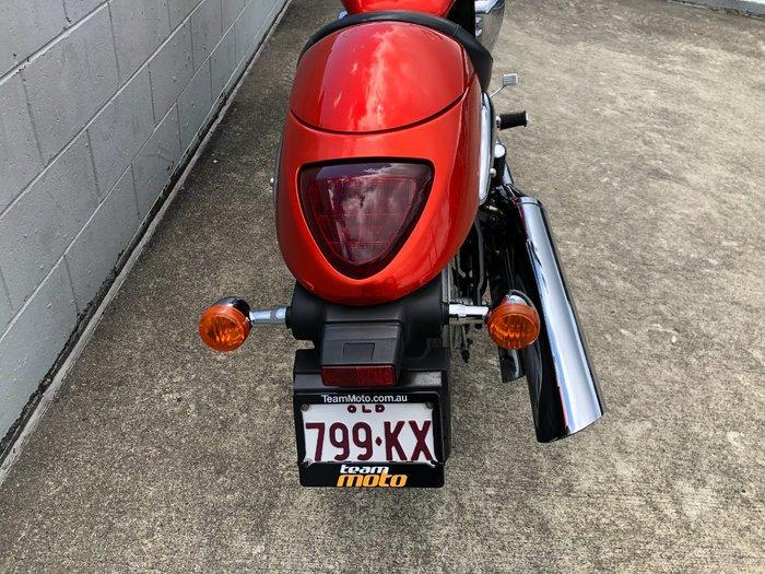 2010 Suzuki VZ800 (BOULEVARD M50) Orange