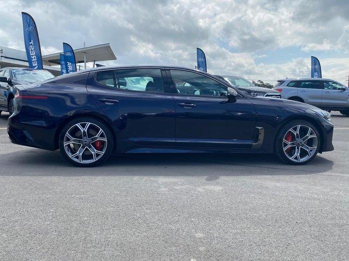 2019 Kia Stinger GT CK MY20 Blue