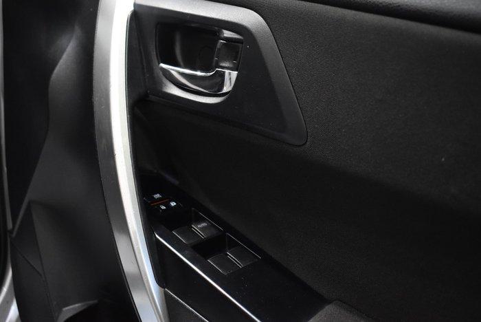 2013 Toyota Corolla Ascent ZRE182R Silver